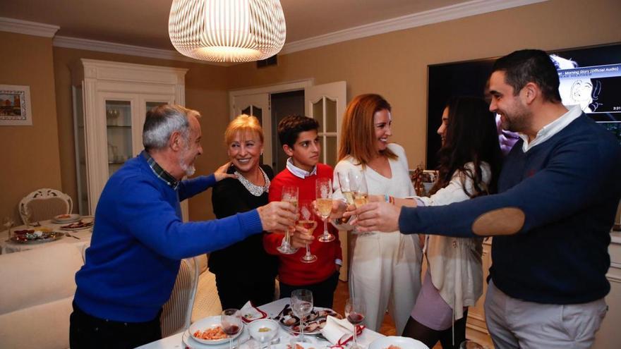 El año en que la Nochevieja de los jóvenes volvió a ser familiar