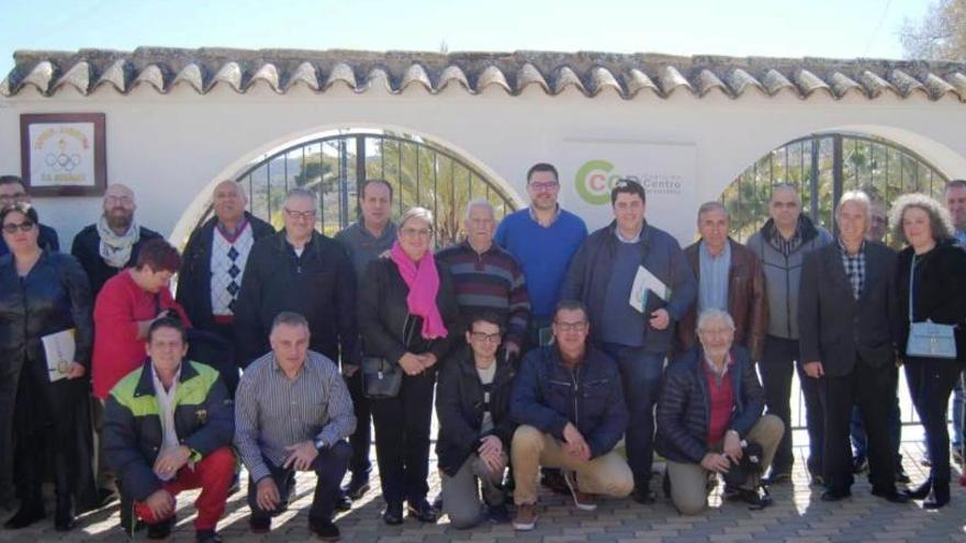 Los centristas alicantinos se reúnen en Monóvar