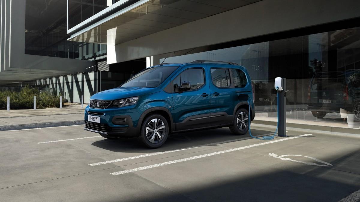 Vehículos comerciales eléctricos Peugeot: las mismas prestaciones, sin emisiones