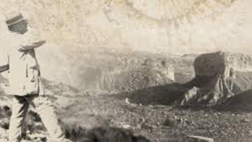 Daniel Jiménez de Cisneros, el inicio de la investigación geológica y paleontológica en la Sierra de