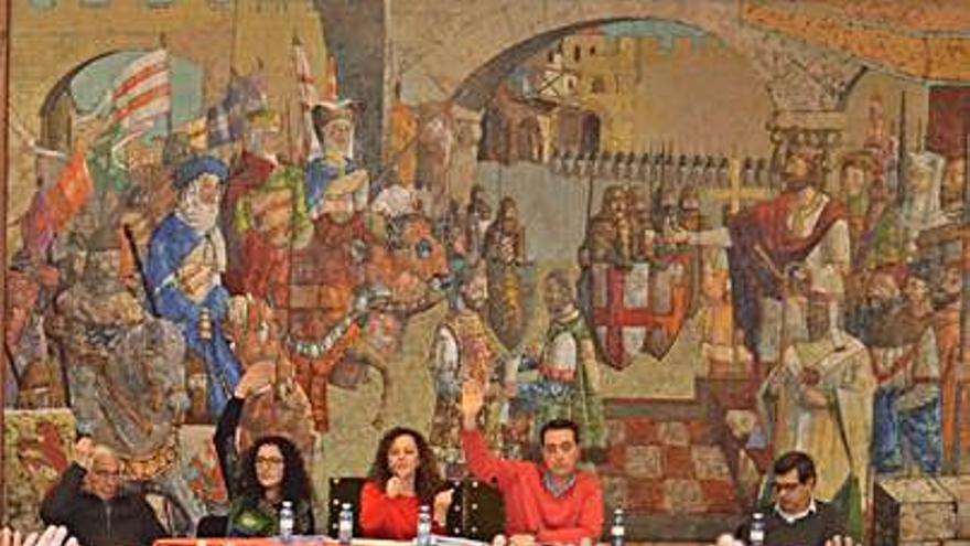 La MIG de Benavente convoca la asamblea de concejales para su constitución el próximo día 28