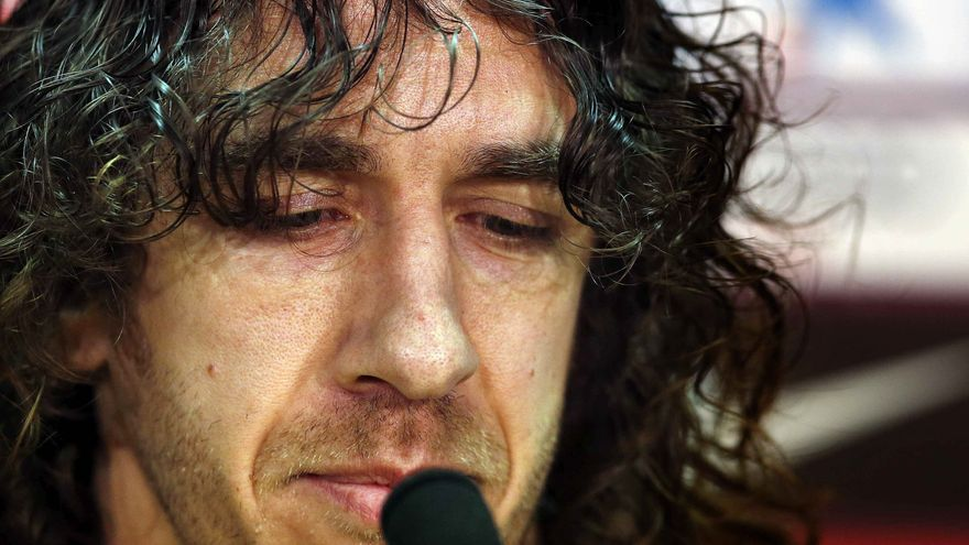 Reacciones: el apoyo de Puyol, el aplauso de Suárez...