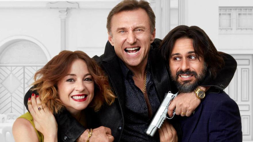 Movistar+ pone fecha de estreno a 'Nasdrovia', la comedia sobre la mafia rusa