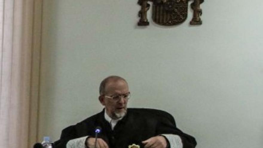 Miguel Herrero, un gran juez