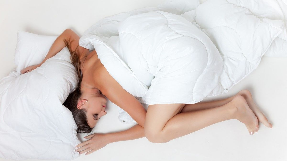La postura en la que duermes dice mucho de tu personalidad