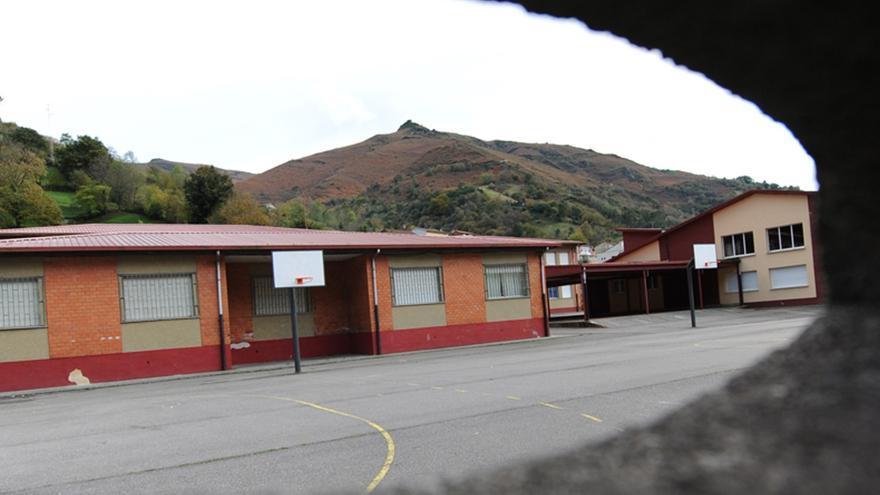 Llega primer proyecto de fondos mineros del Caudal: la mejora del colegio de Morcín