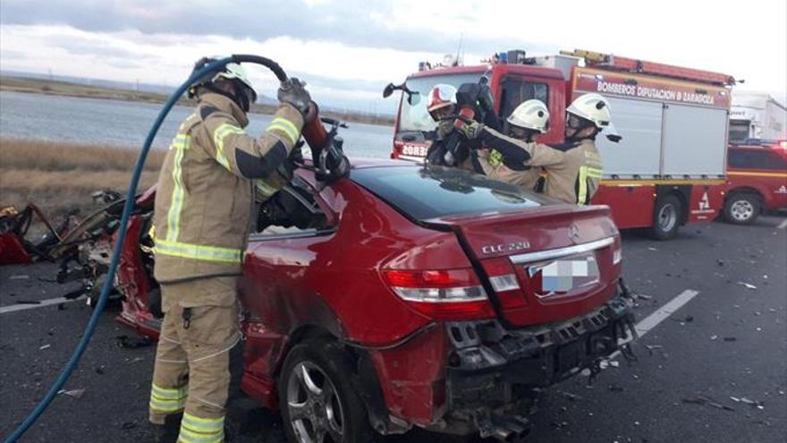 Mueren 29 personas en Aragón desde 2019 por no usar cinturón de seguridad