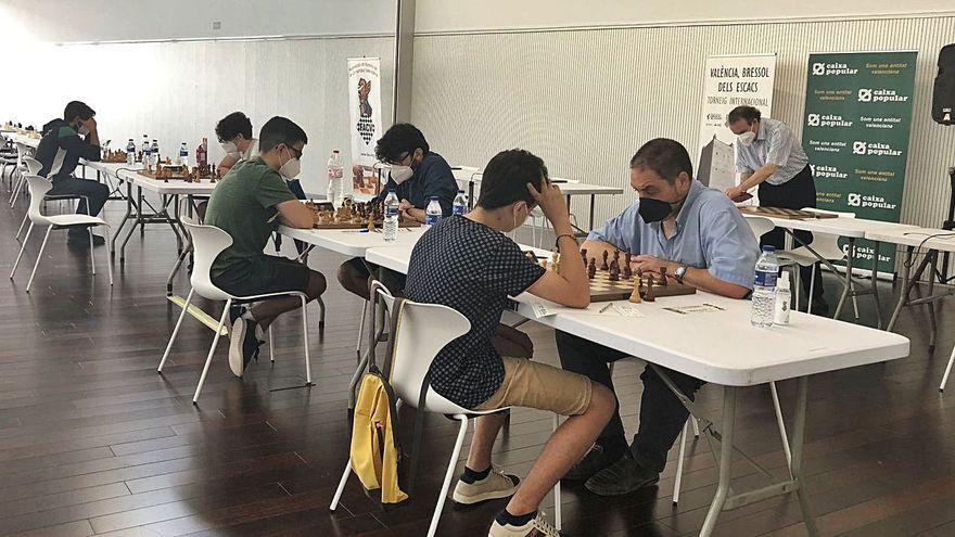 L'èlit valenciana dels escacs es troba en Torrent per l'autonòmic