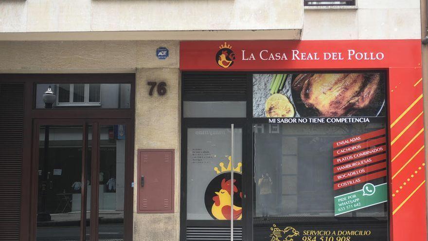 La Casa Real del Pollo, tu restaurante de comida a domicilio en Gijón, amplía horarios