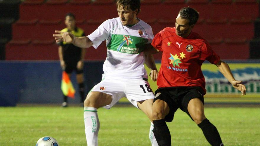 La Nucía-Elche y Alcoyano-Huesca en la segunda ronda de la Copa