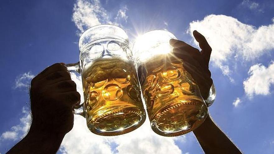 Una esquela que anima a beber (y mucho) por el fallecido