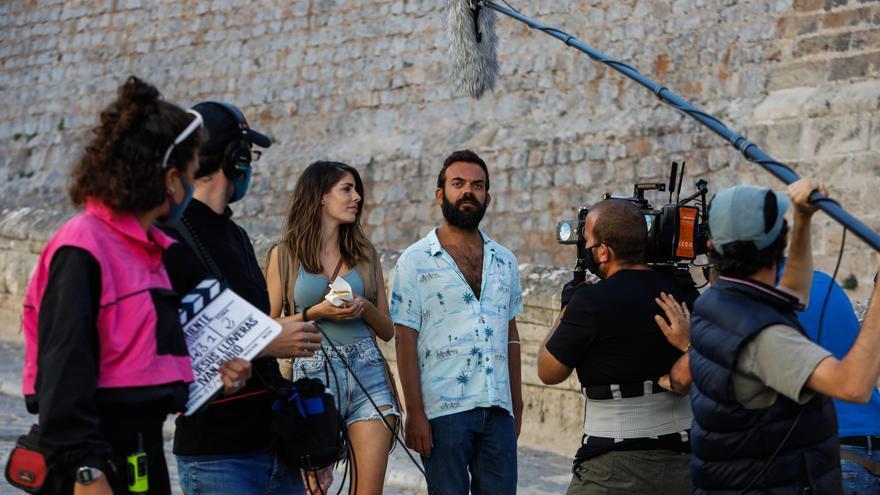 Campaña de 'crowdfunding' para financiar el filme 'La Corriente', rodado en Ibiza