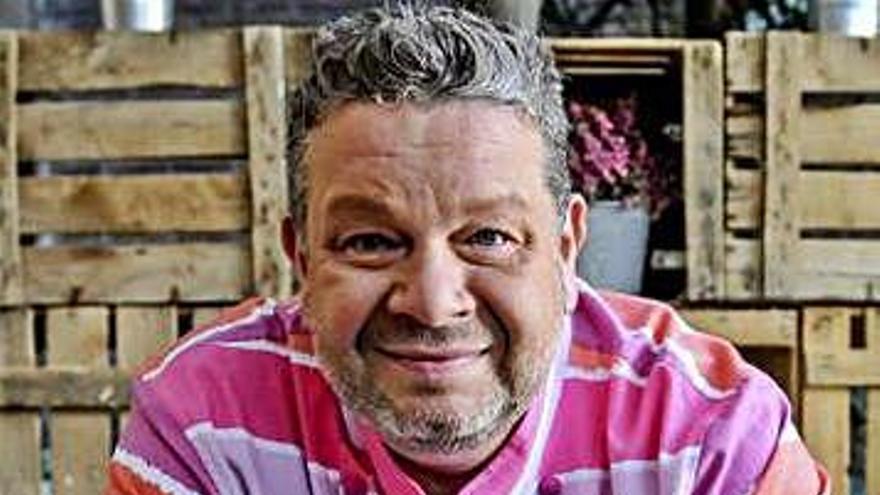 El cocinero Alberto Chicote, invitado de esta noche en 'El Hormiguero'
