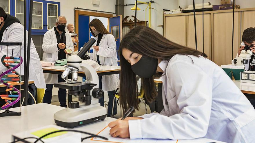 Apadrinar la ciència