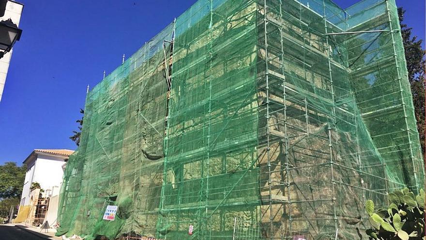 La Torre de ses Puntes de Manacor está en proceso de reforma para frenar su deterioro