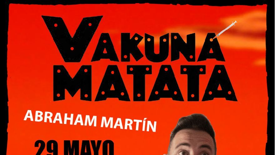 "Abraham Martín ""Vakuna matata"""