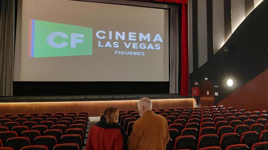 El cinema Las Vegas de Figueres reobre demà amb nova gestió i una programació comercial per al Nadal