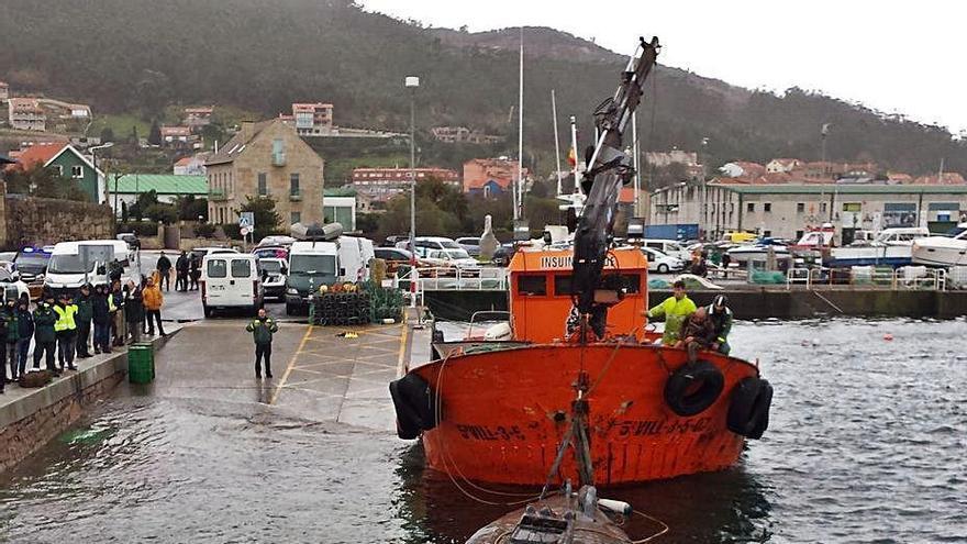 Y la droga salió a flote: un año del único narcosubmarino apresado en Europa