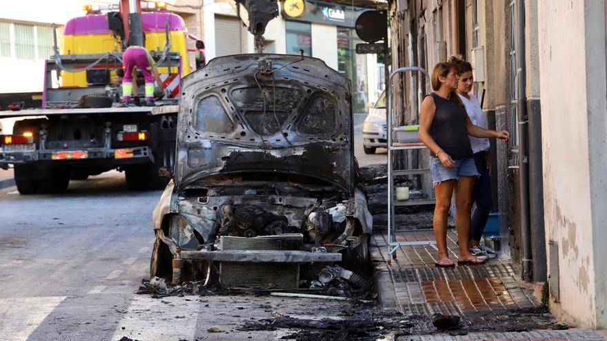 Muere el anciano herido en el incendio provocado por su hijo al lanzar cócteles molotov en Molina