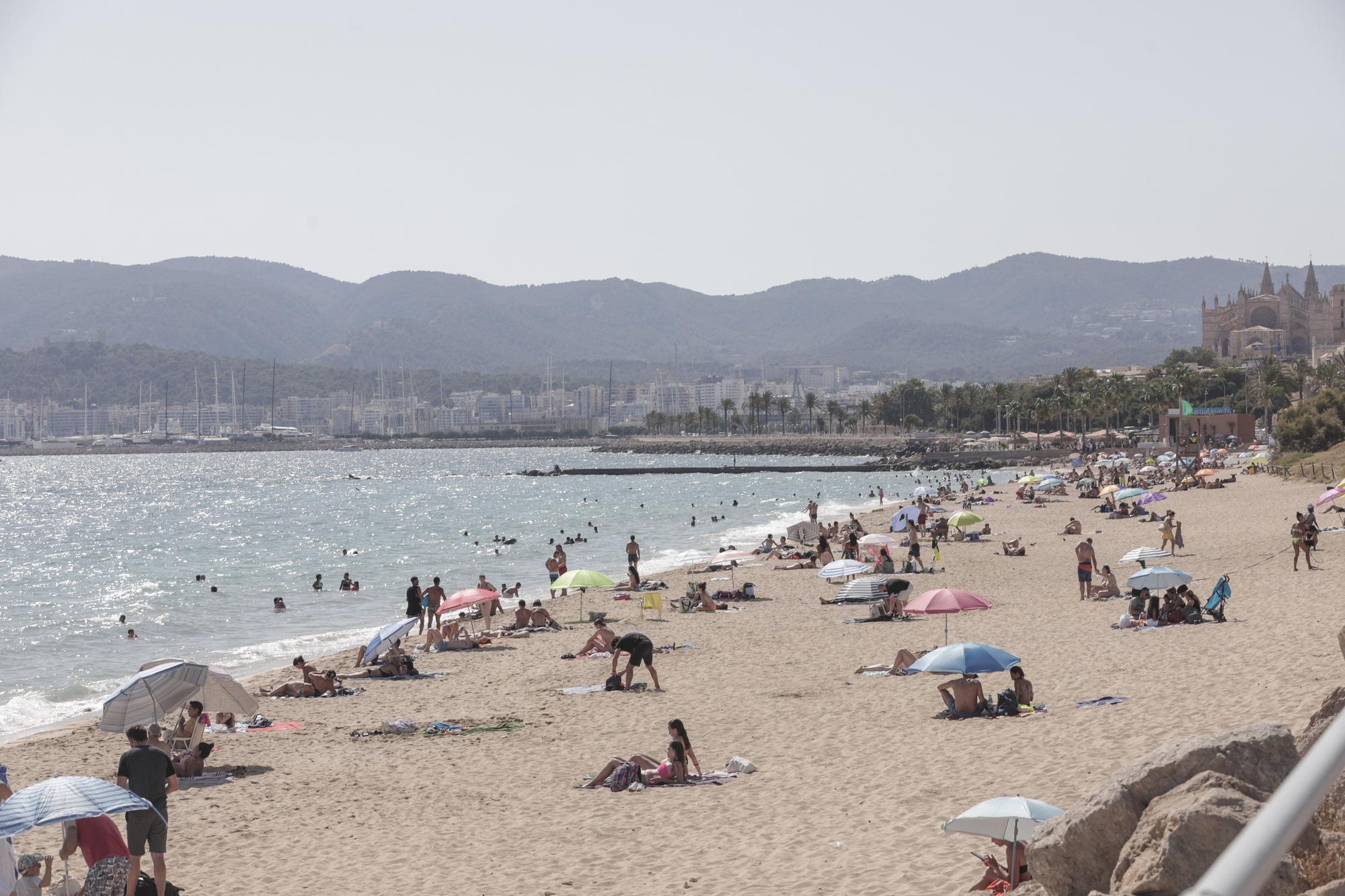 El tiempo en Mallorca: Alerta naranja en Mallorca por temperaturas extremas