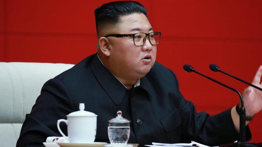 """Kim Jong-un cita a su Comité Central por un asunto """"crucial"""""""