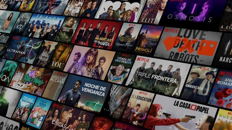 Netflix se anuncia en asturiano