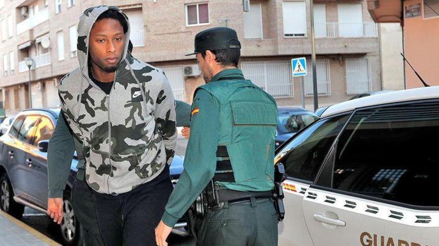 Suspendido el juicio por delito leve a Semedo tras acuerdo con el denunciante