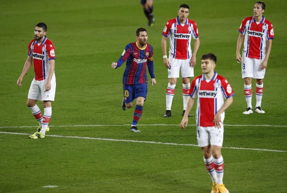 LaLiga Santander: Barcelona - Deportivo Alavés
