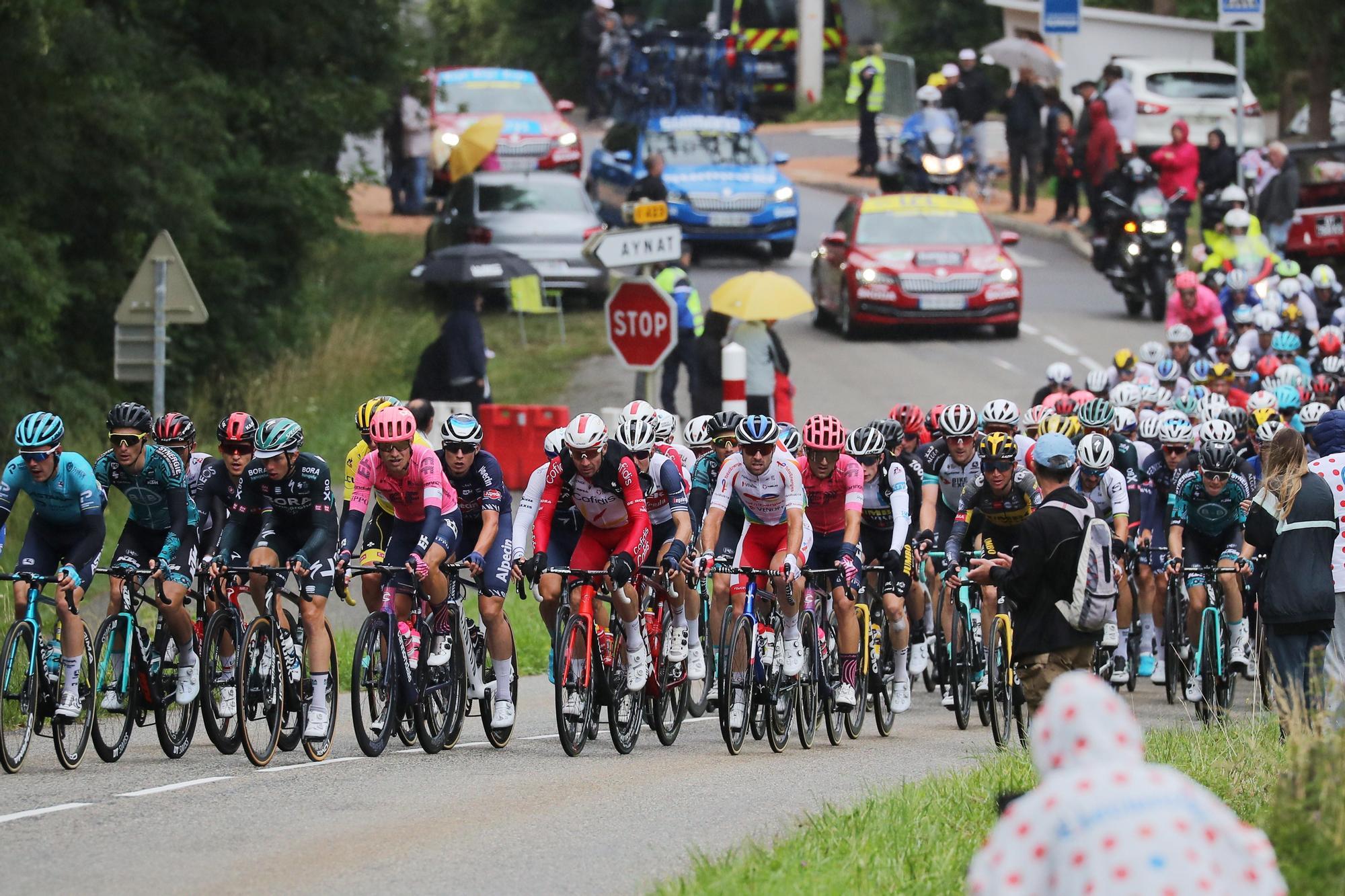 Tour de Francia: Etapa 16