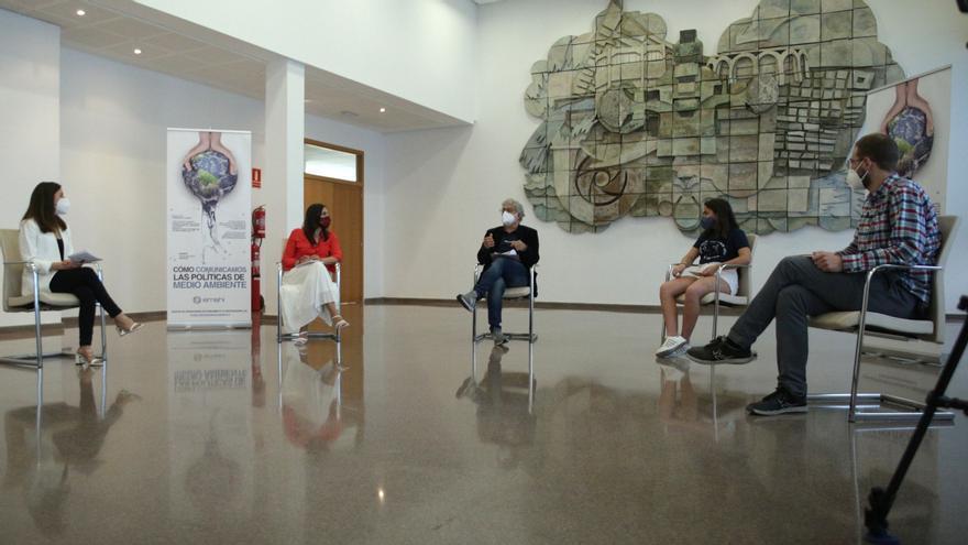 La Emshi celebra el Día Mundial del Medio Ambiente con un coloquio