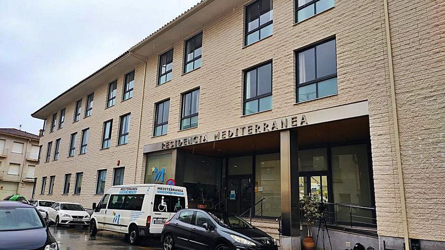 El primer caso en la residencia de Benirredrà fue el 30 de octubre