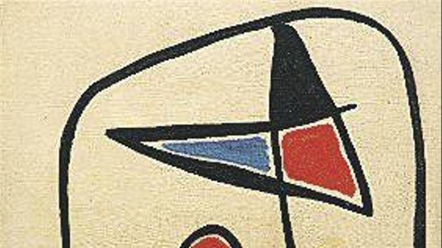 Orlando Pelayo y Joan Miró, dos titanes en la nueva programación del Bellas Artes