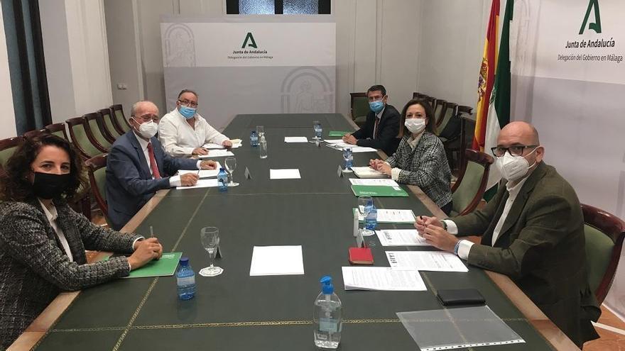 Los alcaldes de la EDAR Norte acuerdan la gestión metropolitana