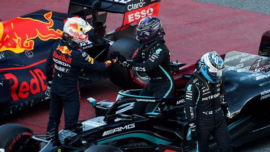 Así queda la parrilla de salida de F1 para el GP de España