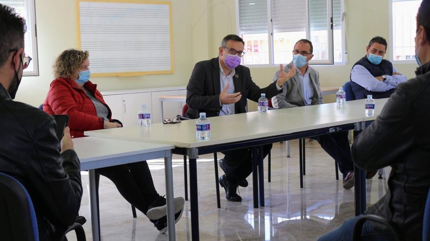 El PSRM presentará mociones en los ayuntamientos de la Región para combatir el transfuguismo