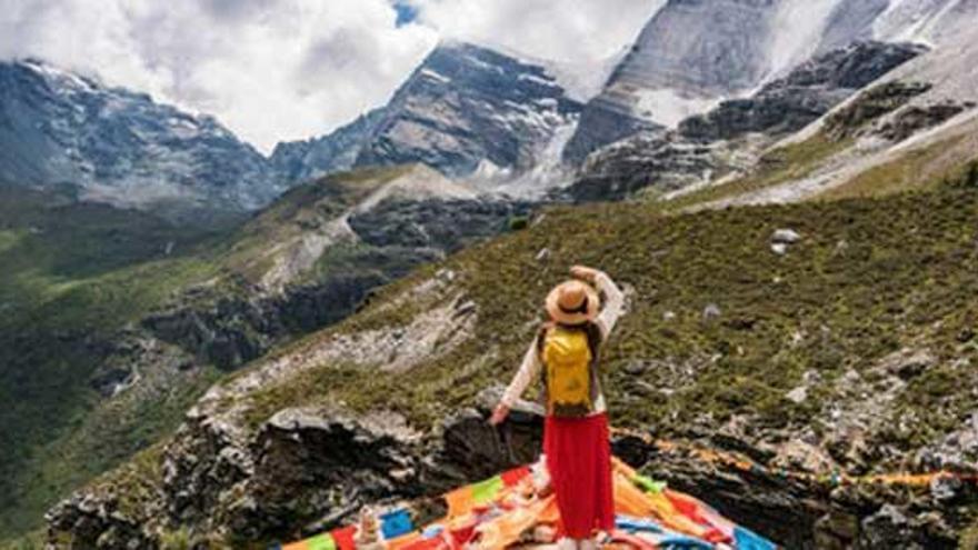 El Tíbet ha perdido un 15 por ciento de sus glaciares