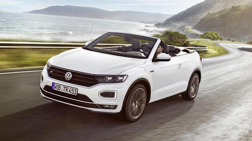 Volkswagen T-Roc Cabrio, doble satisfacció