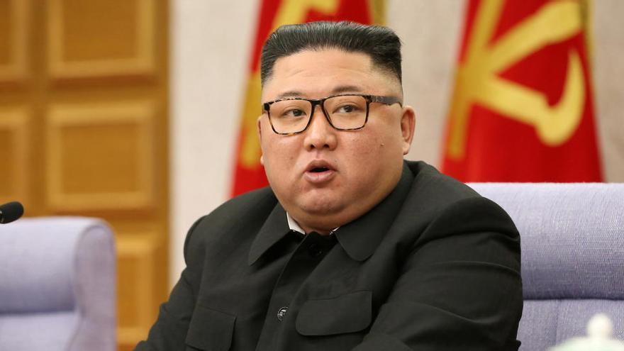 """Kim Jong Un critica a su propio gabinete y lo tilda de """"incompetente"""""""