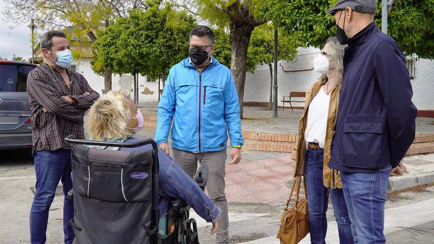 El PSOE pide al Ayuntamiento mediar para evitar los apagones en la Colonia Santa Inés