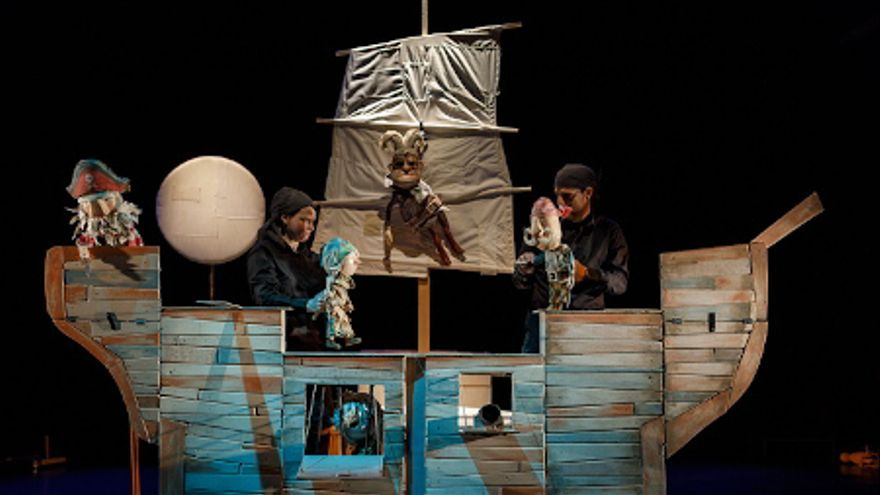 'Adiós Peter Pan', de Festuc Teatre