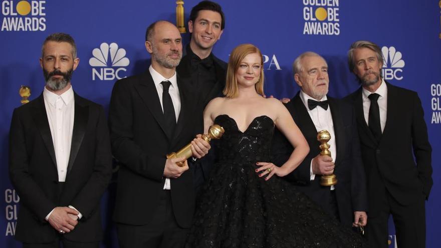 'Succession', ganadora del premio a mejor serie dramática en los Globos de Oro 2020