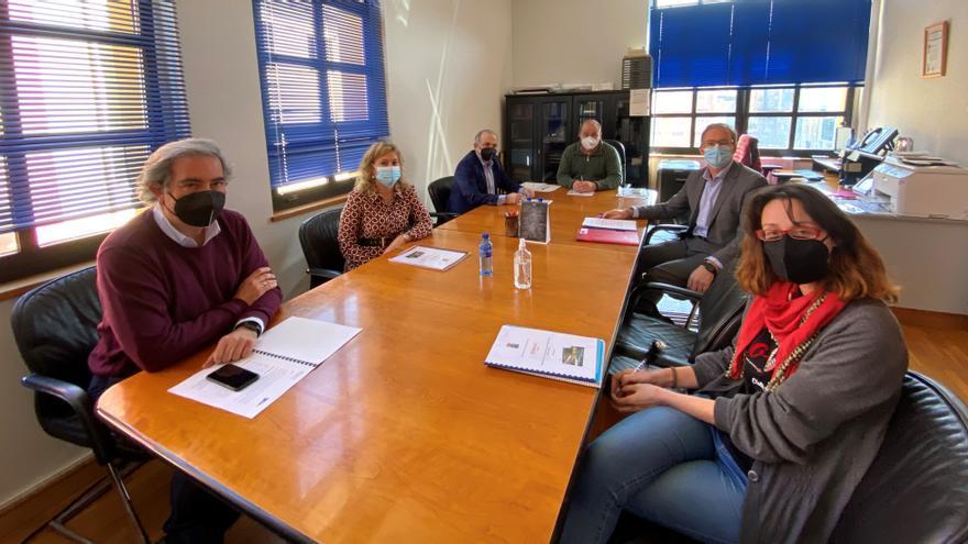 La Cámara de Oviedo plantea una gran lavandería en las Cuencas que dé servicio a los hospitales de la región
