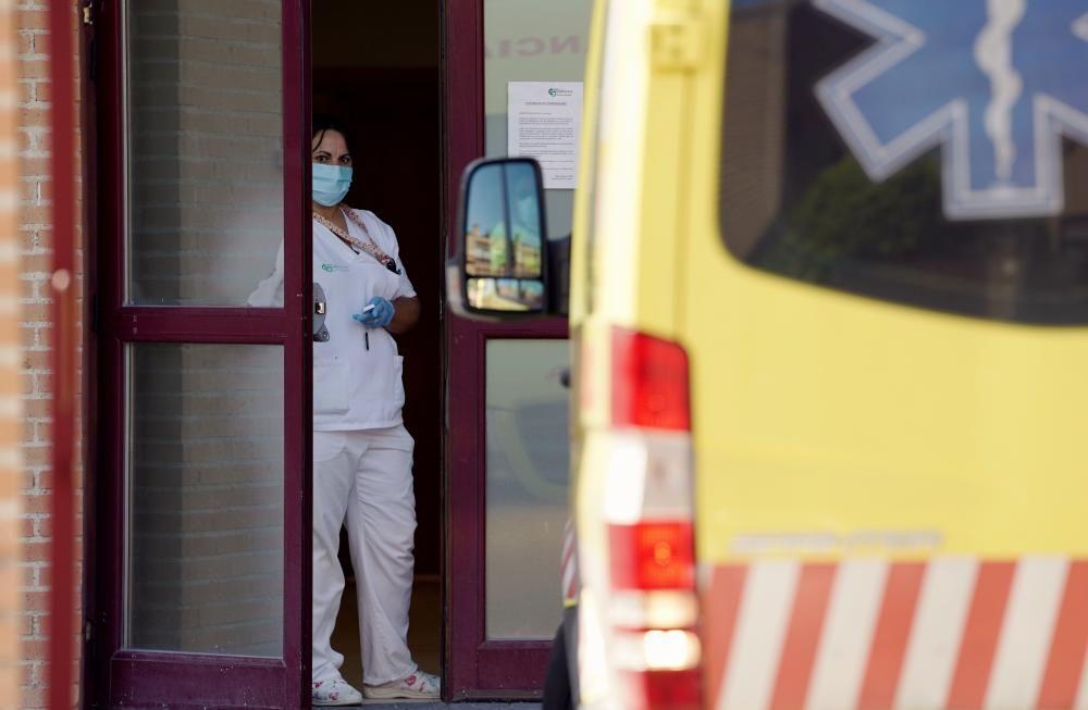 El coronavirus, en los centros sanitarios
