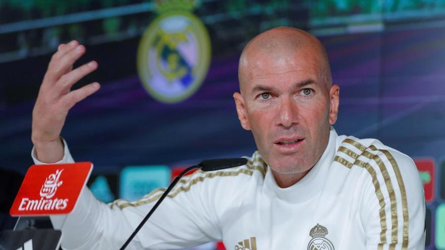 """Zidane: """"El Mallorca no se merece su posición en la tabla"""""""