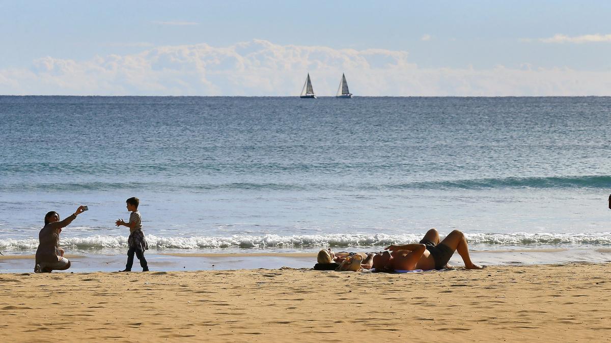 El tiempo en Alicante: Cielos despejados y temperaturas máximas en ascenso en Alicante