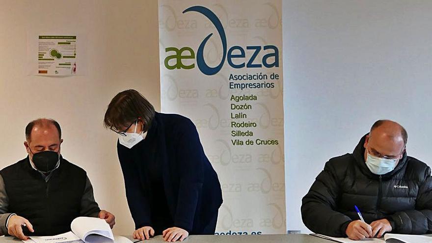 La Xunta destina en su plan de rescate 1,1 millones para 391 hosteleros de las comarcas