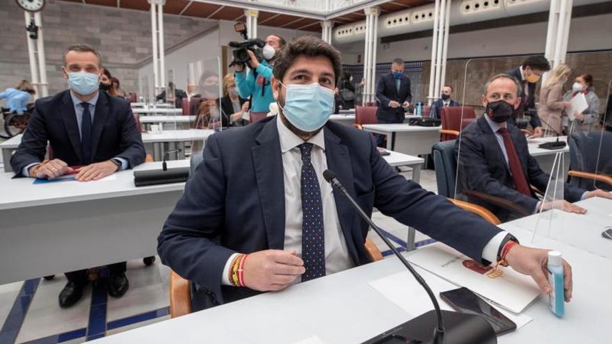 Madrid convoca elecciones en Murcia
