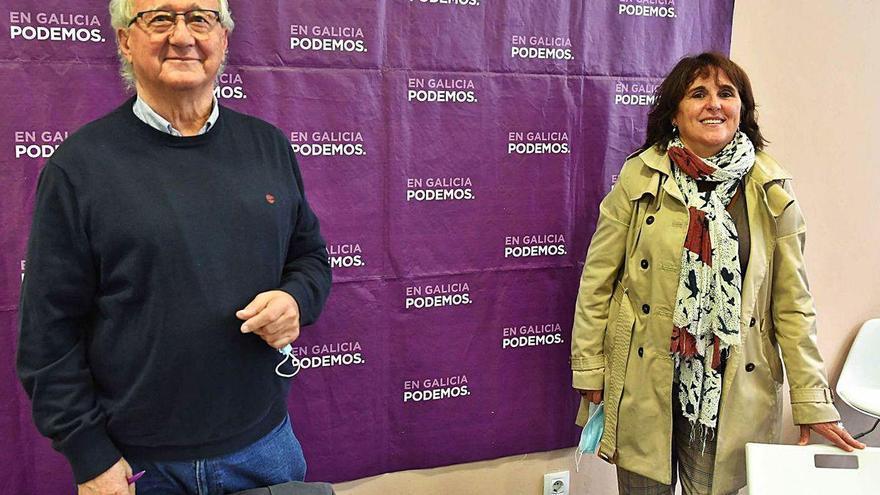 """Podemos rompe con Marea Atlántica para asegurarse """"voz propia"""" en el Ayuntamiento"""