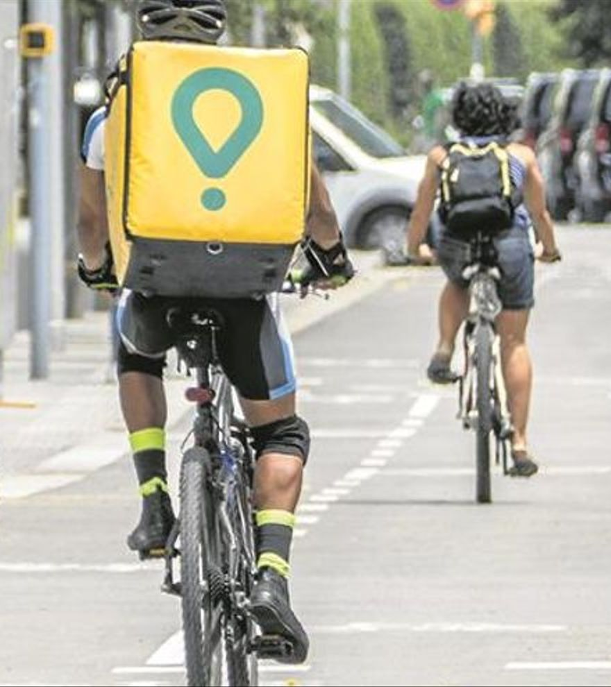 El auge del 'delivery'