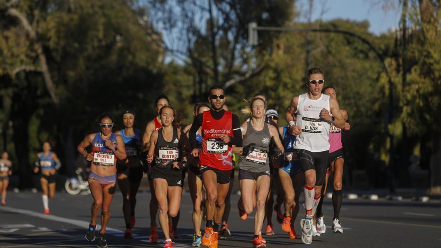 EMT transportará gratuitamente a la ciudadanía con motivo del Maratón València Trinidad Alfonso